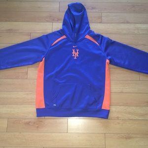 Nike fitdry Mets hoodie